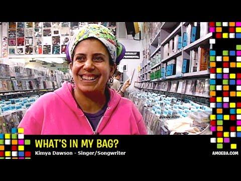 Kimya Dawson - What's In My Bag?