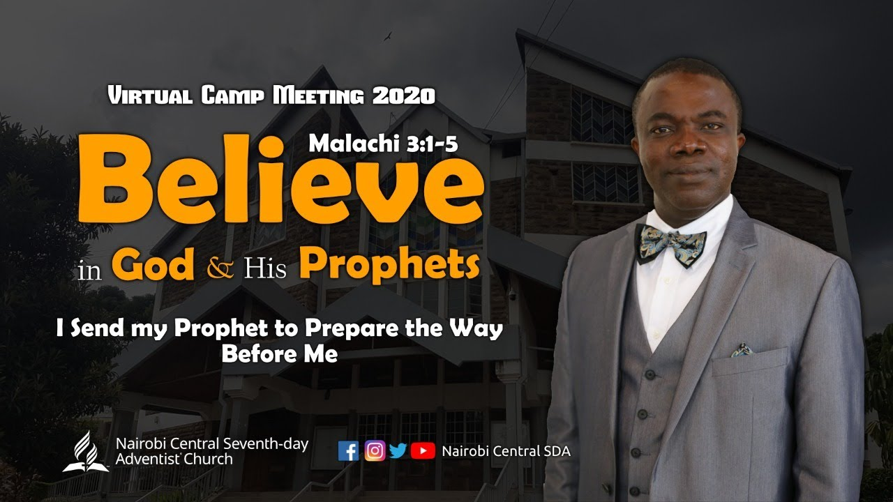 Camp Meeting 2020 Day 6 - Evening Service | Aug 13