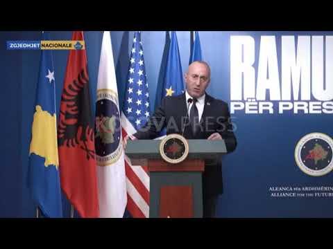 Top News - Haradinaj uron Vetëvendosjen/ Shprehet i hapur për koalicion për qeverisjen