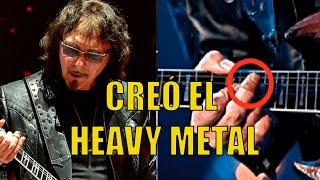 El padre del Heavy Metal - Tony Iommi - Black Sabbath