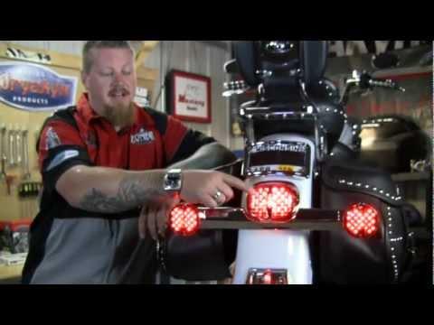 Kuryakyn Garage: Panacea Taillight & Turn Signals