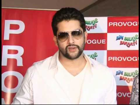 Bollywood World - Bin Bulaye Baraati Special Screening For Senior Citizens - Aftab Shivdasani