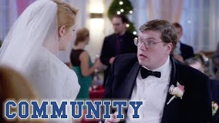 Garrett Accidentally Marries His Cousin | Community