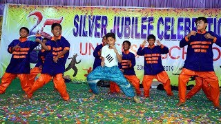 34 SO GAMA MIX SONG BY 5th CLASS STUDENTS