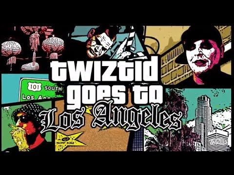 Twiztid Goes To Los Angeles Episode 1 - B-Real from Cypress Hill, Holograms, Interviews And More