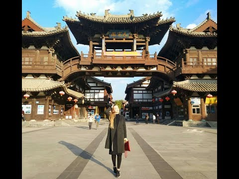 VLOG ☆ China trip. Datong city. Поездка в Датонг ♤♡|