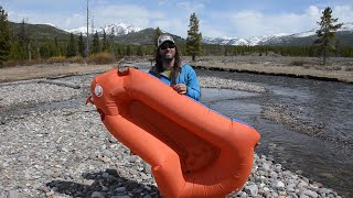 Backcountry Shorts: The Middy Diddy\Slough Creek\Frenchy Meadows\Greater Yellowstone\5/13/19