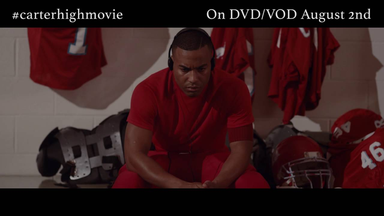 Carter High on DVD