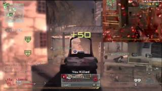 COD MW2 - Spawn Trapped Nuke + Dual Perspective