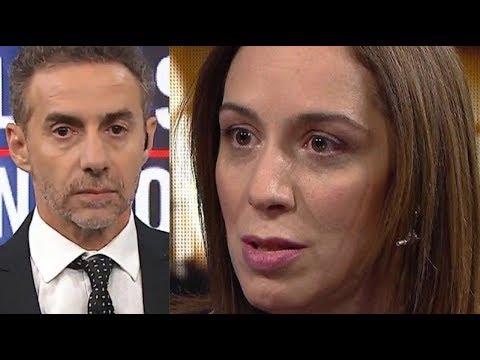 Vidal confesó al aire que Macri le mintió a todos los argentinos