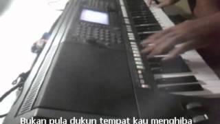 Keramat Rhoma Irama Karaoke Yamaha PSR S750