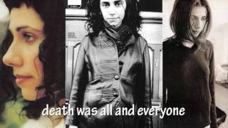 PJ Harvey - All and Everyone Lyric Video