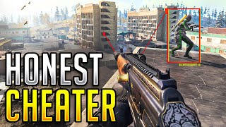 We Talked to the Most Honest CHEATER in Warzone!