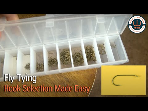 Fly Tying Hook Selection Made Easy
