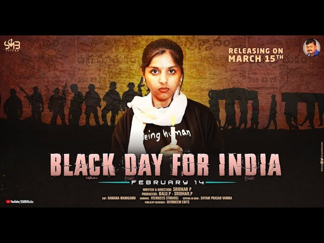 Black Day - February 14 2019 || Every Indian Must Watch || SkyLight Movies