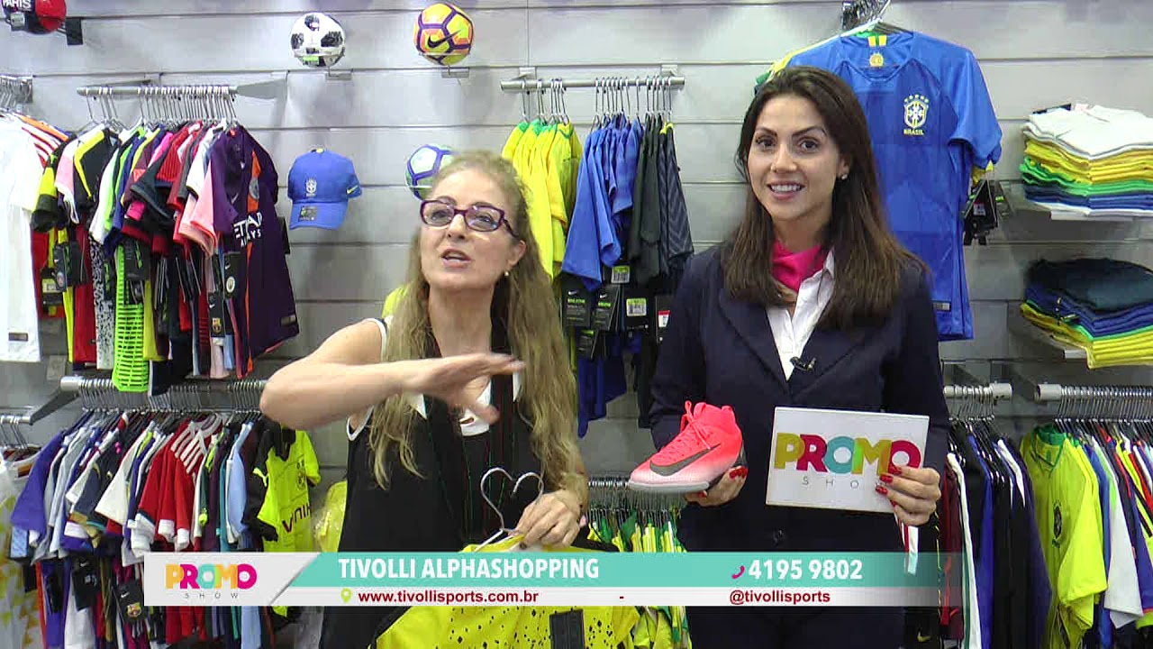 2018 PROMOSHOW - TIVOLLI SPORTS - YouTube 35008a0874