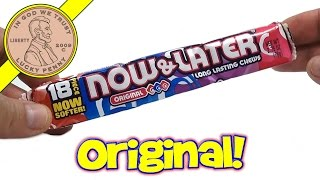 Now & Later Original Flavor Candy Chews