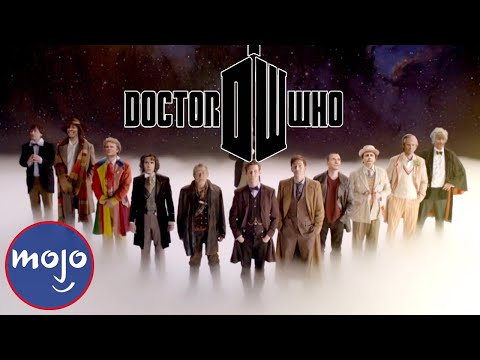 Ranking Every Doctor From WORST To BEST (Doctor Who)