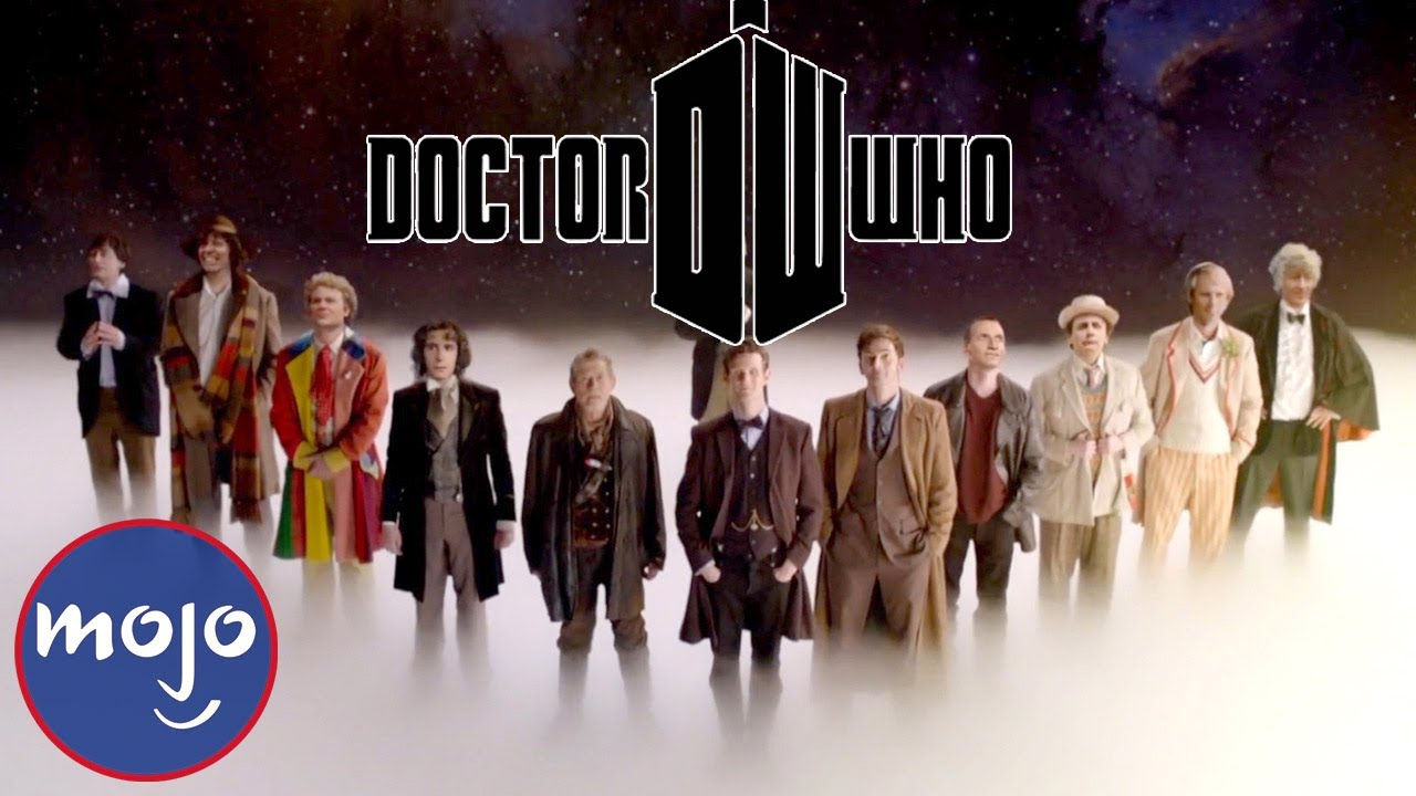 Download Ranking Every Doctor from WORST to BEST (Doctor Who)