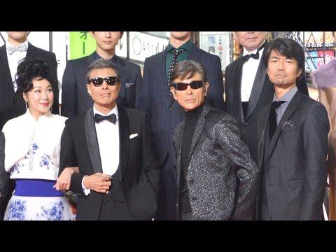 『あぶない刑事』完結にキャストが本音 柴田恭兵「70歳過ぎで・・・」  映画『さらば あぶない刑事』完成披露試写会