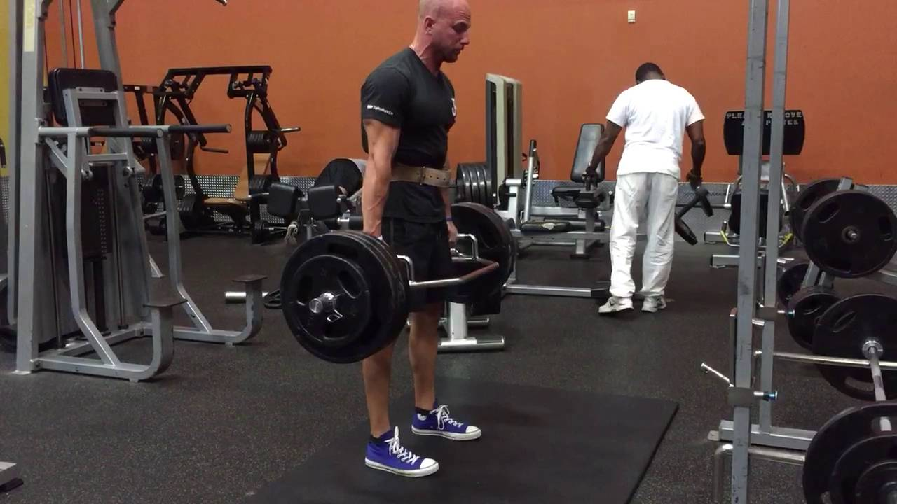 Trap Bar Deadlift - YouTube