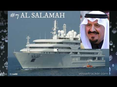 TOP 10 YACHT OWNED BY ROYAL OF SAUDI