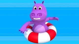 Tamito the Hippo - Songs for kids, Children's Music  | The Children´s Kingdom