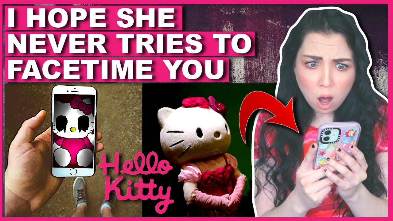 If Hello Kitty Tries To FaceTime You, DO NOT ANSWER!