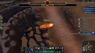 Aurelion Sol Ascension *E* Bug (fixed) League of Legends