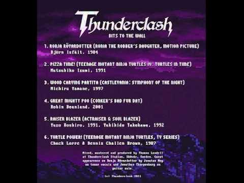 Thunderclash - Ronja Rövardotter (Metal version)