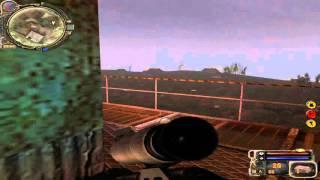 Прохождение сталкер снайпер часть 11 . Ночные снайперы.