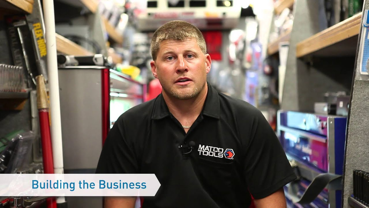 A Day in the Life of a Matco Tools Distributor