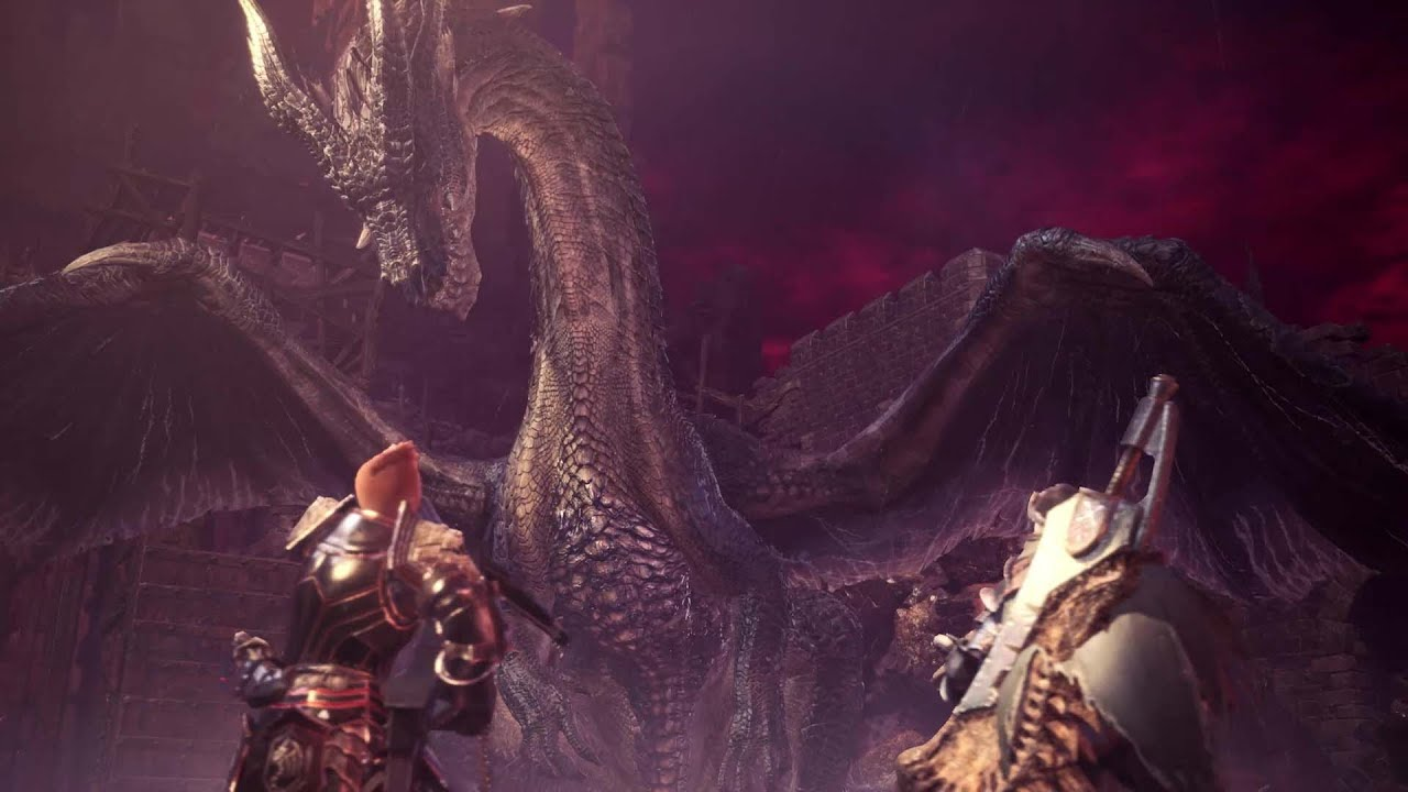 PS4『Monster Hunter: World』第五波免費大型更新