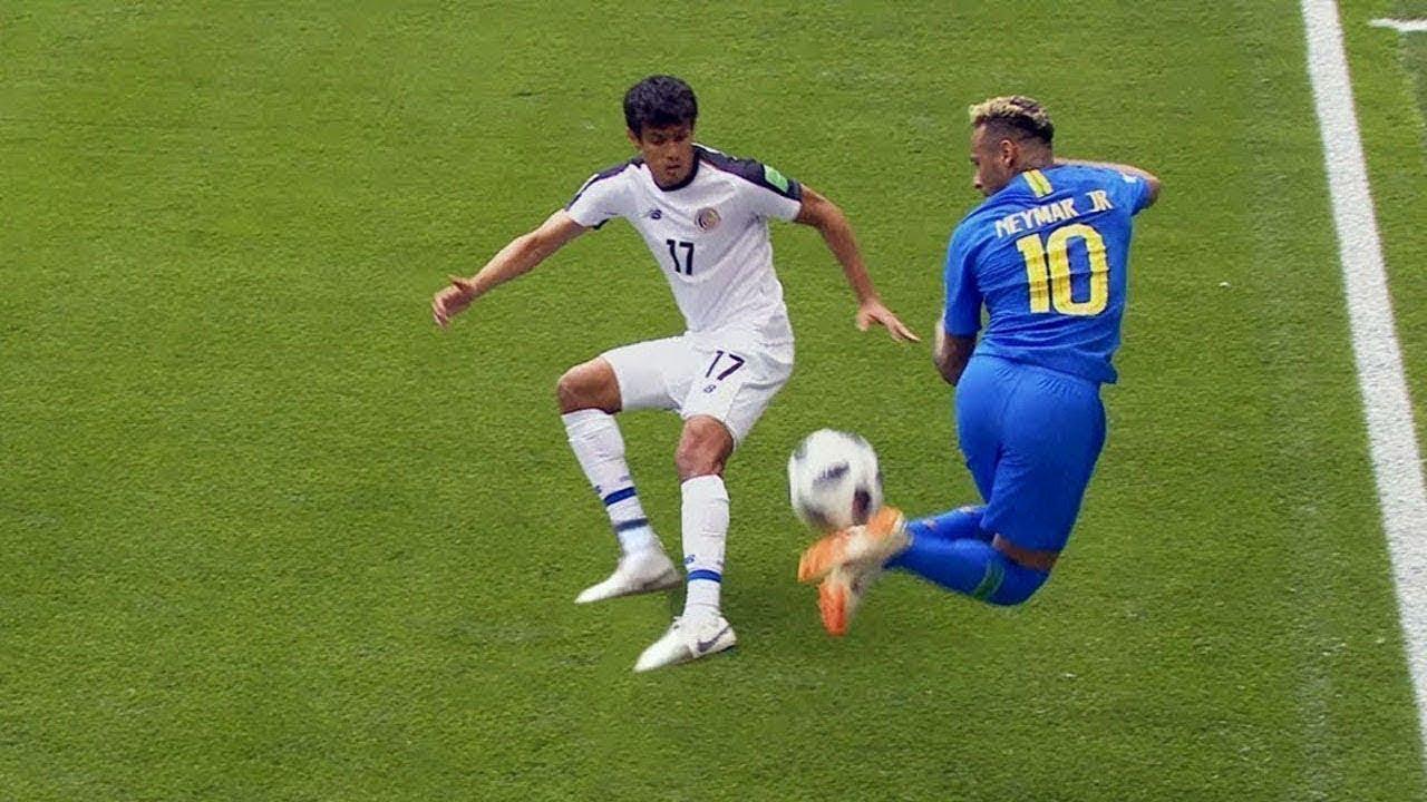 Неймар лучшие финты hd neymar the best skills hd