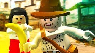 BANANA? | LEGO: INDIANA JONES: THE ORIGINAL ADVENTURES #3