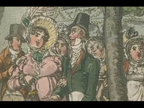 Entertainments of the Vauxhall Pleasure Gardens in 18th Century