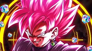 (Dragon Ball Legends) I Debated Even Releasing This! Where is Rose & Vegeta? Step-up Summons!