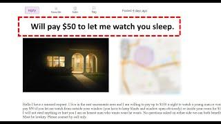 12 Disturbing Craigslist Ads