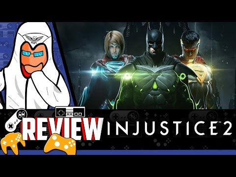 RESEÑA: Injustice 2 - (Xbox One) ¿Vale tu Dinero?