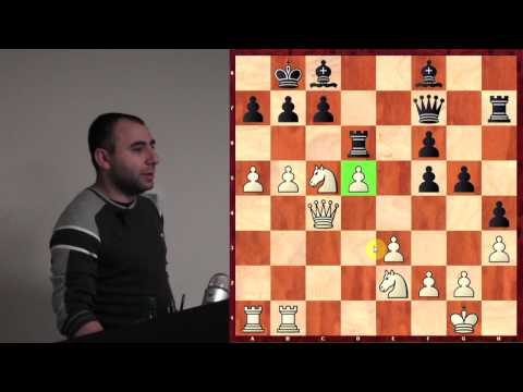 Akobian vs. Tregubov | 2009 | Dutch Defense - GM Varuzhan Akobian - 2013.01.15