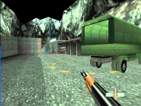 do jogo 007 goldeneye do nintendo 64