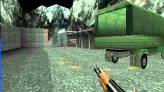 "007: GoldenEye - Nintendo 64 - Mission 1 ""DAM"""