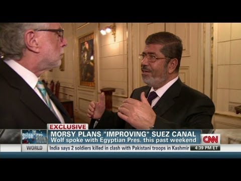 Morsy: What I need from U.S.