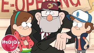 Top 10 Best Gravity Falls Characters