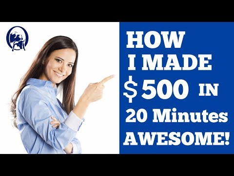 $500 in 20 min Trading Nasdaq Futures Here is How to