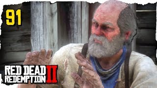 Let's Play Red Dead Redemption 2 Part 91 - Bare Knuckle Friendships [Blind PS4 Gameplay]