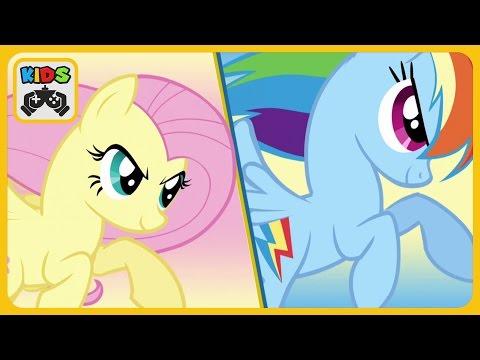 My Little Pony: Миссия Гармонии * Игра для девочек Май Литтл Пони от Budge Studios * IOS | Android