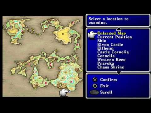 Final Fantasy I Walkthrough - 03 - The Earth Crystal
