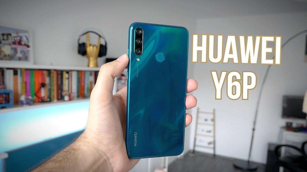 REVIEW Huawei Y6P (limba română) - cât de bun e un telefon ieftin