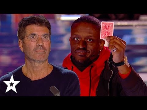 TOP Magician SHOCKS Simon Cowell With Disappearing Stunt | Got Talent Global